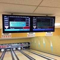 Photo taken at Midtown Bowl by Elisha on 11/7/2012