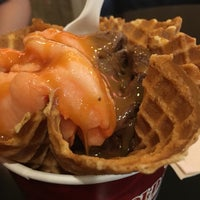 Photo taken at Cold Stone Creamery by Thummy S. on 9/29/2016