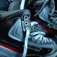 Photo taken at Hockey-X Superstore by Martin E. on 2/23/2014