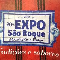 Photo taken at Expo São Roque by Rafael K. on 10/14/2012