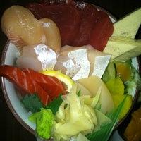 Photo taken at Maneki by Kate B. on 10/11/2012