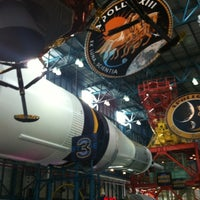Photo taken at Apollo/Saturn V Center by Brad L. on 11/16/2012