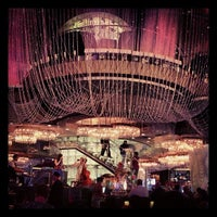 Photo taken at The Chandelier by Mark S. on 5/10/2013