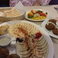 Photo taken at Jerusalem Cafe by Elizabeth L. on 11/18/2012