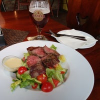 Photo taken at Steak house by Johan V. on 8/22/2016