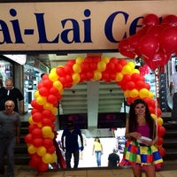 Photo taken at Galeria Lai Lai Center by Carlos R. on 2/10/2014