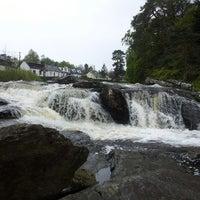 Photo taken at Falls Of Dochart by John V. on 5/7/2014