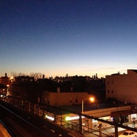 Photo taken at MTA Subway - Astoria/Ditmars Blvd (N/W) by Daniel B. on 3/9/2013
