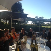 Photo taken at Etude Wines by Angel A. on 10/14/2012