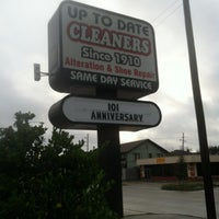 Photo taken at Up-to-date cleaners by Ramon B. on 1/12/2013