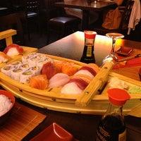 Photo taken at Wasabi Sushi by Marko P. on 9/8/2013