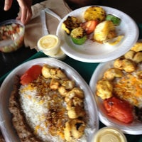 Photo taken at RICE House of Kabob by Stevo L. on 5/21/2012