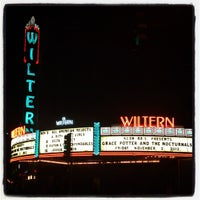Photo taken at The Wiltern by Chachi on 11/3/2012
