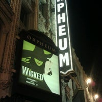 Photo taken at SHN Orpheum Theatre by Candace D. on 2/1/2013