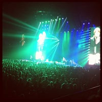 Photo taken at Brisbane Entertainment Centre by Lisa M. on 2/5/2013