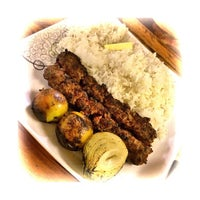 Photo taken at World Class Persian Kebab by Uberfinds V. on 11/19/2014