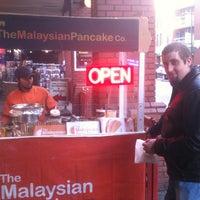 Photo taken at Malaysia Kopi Tiam by chantele c. on 5/27/2013