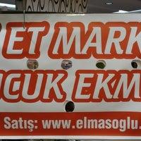 Photo taken at Şahin Sucukları Fabrika Satış Noktası (Elmasoğlu-Duymazlar) by Atilla on 12/3/2014