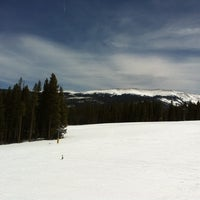 Photo taken at Winter Park Mountain Lodge by William M. on 4/16/2014