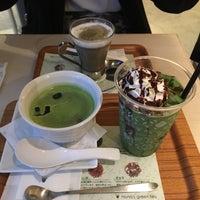 Photo taken at nana's green tea 東京スカイツリータウンソラマチ店 by Yasuhiro S. on 4/4/2016