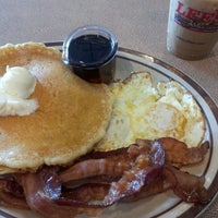 Photo taken at Denny's by Michelle B. on 4/17/2014
