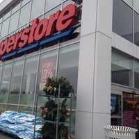 Photo taken at Real Canadian Superstore by Kim J. on 11/23/2014