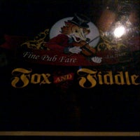 Photo taken at Fox & Fiddle by Loukas G. on 1/20/2013