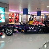 Photo taken at Terminal 1 by Aurelia B. on 5/24/2013