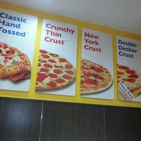 Photo taken at Domino's Pizza by Sue Y. on 9/29/2015