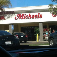 Michaels arts crafts store in north clairemont for Michaels arts and crafts san diego