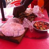 Photo taken at Kenyatta market by Ogesh J. on 12/21/2012