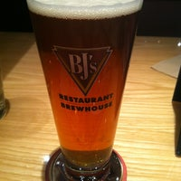 Photo taken at BJ's Restaurant and Brewhouse by Kristy S. on 9/30/2012