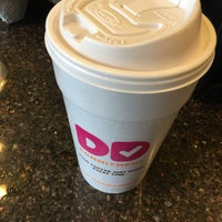 Photo taken at Dunkin' Donuts by Carlos G. on 10/26/2016
