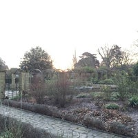 Photo taken at Sexby Garden by Geoff D. on 2/12/2016