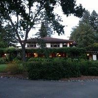 Photo taken at Beaulieu Vineyard's Rutherford House by Crystal S. on 8/25/2013