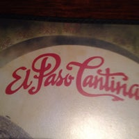 Photo taken at El Paso Cantina by Terri B. on 11/10/2013