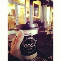 Photo taken at Cosi by C W. on 10/4/2014
