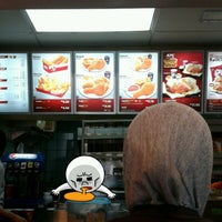 Photo taken at KFC Limbang Plaza by catty p. on 2/3/2013