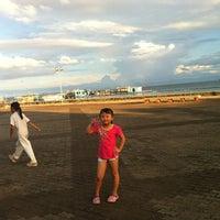 Photo taken at Esplanad Sidek by Rachel Kong C. on 6/1/2013