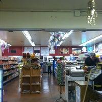 Photo taken at La Luna Market & Taqueria by Emily Snow C. on 12/28/2012