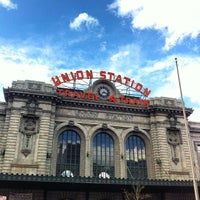 Photo taken at Denver Union Station by Ian W. on 2/14/2012
