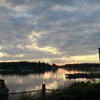 Photo taken at Canobie Lake Park by ali b. on 7/29/2012