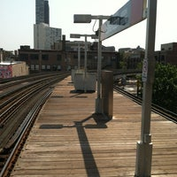 Photo taken at CTA - Sheridan by Bill D. on 7/6/2012