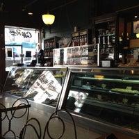 Photo taken at Caffé Roma by Jennifer H. on 3/24/2012