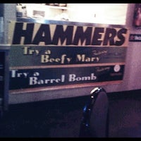 Photo taken at Hammers by Carol E. on 2/4/2012