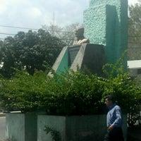 Photo taken at Busto de Rufo Figueroa by Shelo C. on 6/12/2012