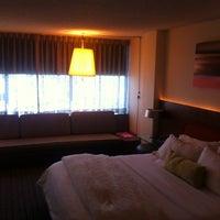 Photo taken at Hotel Derek by Zach O. on 8/6/2012