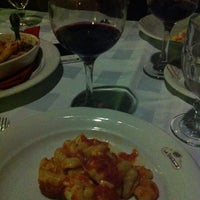 Photo taken at La Trattoria by Clarice B. on 4/14/2012