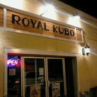 Photo taken at Royal Kubo by Jim K. on 3/7/2012
