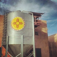 Photo taken at Santa Fe Brewing Company by Blake C. on 7/24/2012